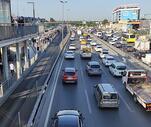 Son Dakika: İstanbul'da trafik yoğunluğu!