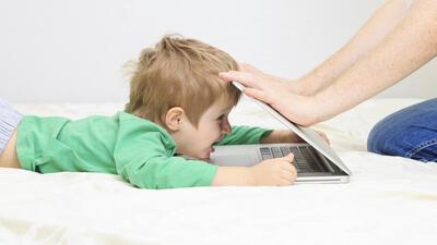 Haber - Teknoloji bağımlısı çocuklarla baş etmenin 10 altın kuralı! -  Teknoloji Haberleri