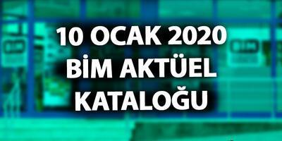 Bim aktüel kataloğu 2020