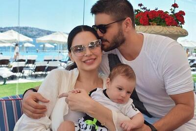 Tolgahan ve Almeda çiftinden müjdeli haber! Bebeklerinin cinsiyetini  açıkladılar - Magazin Haberleri