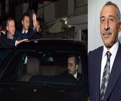 Erdoğan Metris'teki gardiyanı ziyaret etti