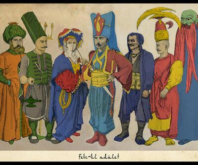 Osmanlı'nın süper kahramanları