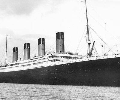 Batmaz denilen Titanic battı