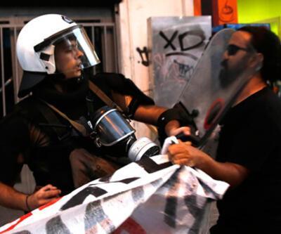 """Yunanistan'da """"Altın Şafak""""a tepkiler büyüyor"""