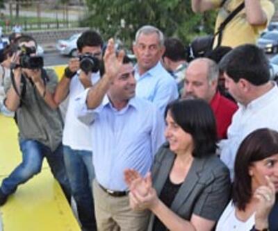 BDP 1 Eylül'de meydanlarda