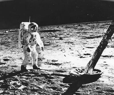 NASA'dan Neil Armstrong için klip