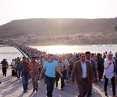 Suriye-Irak sınırında insanlık dramı!..