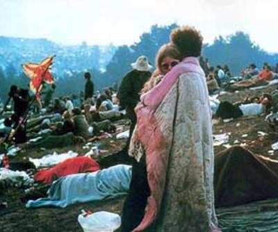 Woodstock ruhu tam da bugündü