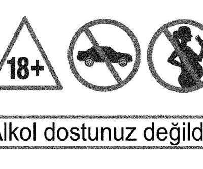 Alkollü içkilere uyarı mesajları belirlendi