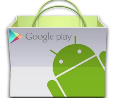 Google Play'in yeni yüzü