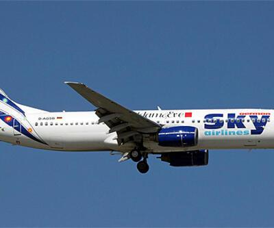 Sky Airlines uçuşlarını durdurdu