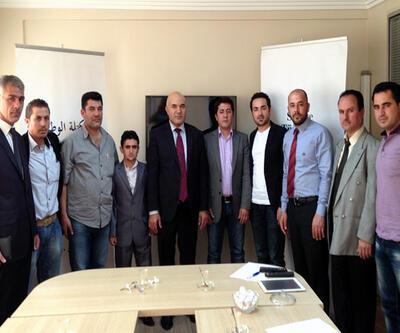 Suriye Kürtleri ile Türkmenler buluştu