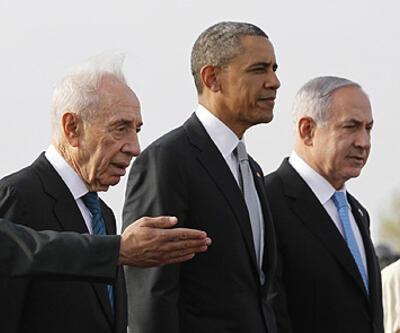 """İsrail: """"ABD'ye desteğimizi gösterdik"""""""