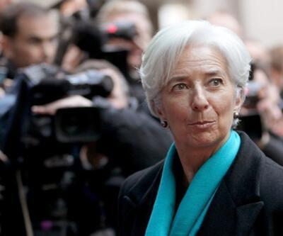 IMF Başkanı Lagarde'in evine polis baskını