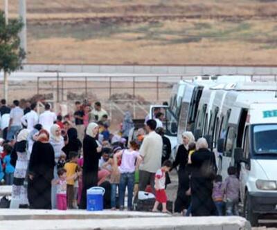Suriyelilere 1 yıl oturma izni
