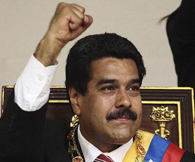 Chavez'den sonra Maduro geçici başkan oldu