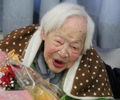 En yaşlı kadın 115 yaşında...