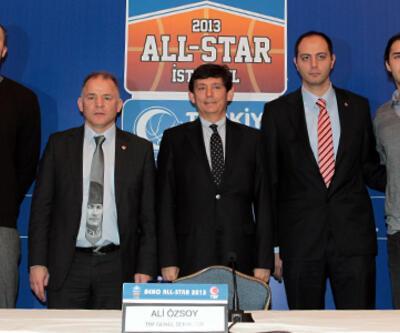 Beko All Star'ın yıldızları açıklandı