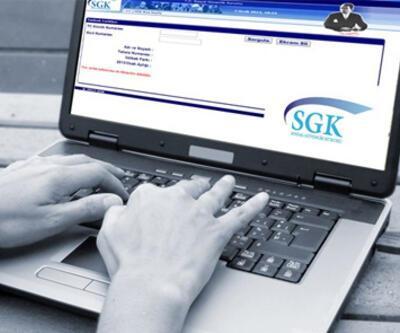 Emekliye intibak farkları SGK'nın sitesinde