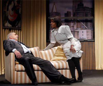 Cinsel taciz skandalı tiyatro oyunu oldu
