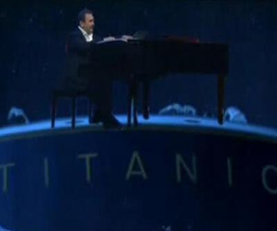 Ümit Besen'in piyano efsanesi
