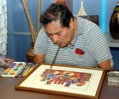 Engelleri aşmış biri : Felix Espinoza