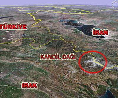 Kandil'e hava operasyonu