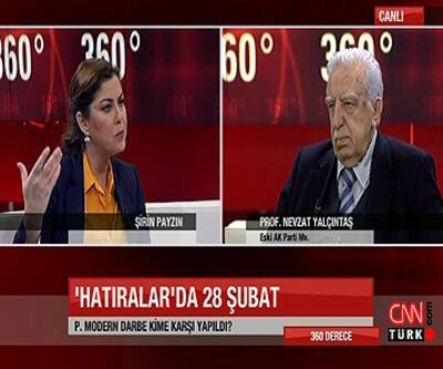 """''28 Şubat Erdoğan'a karşı yapılmadı""""'"""