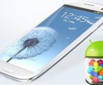 Galaxy S III ve S II için Jelly Bean güncellemesi hazır