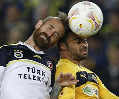 Avrupalı Fenerbahçe: 2-0