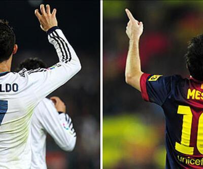 Messi'den Cristiano Ronaldo'ya övgü