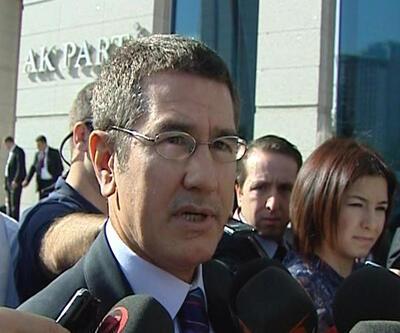 """Nurettin Canikli: """"MHP ile yola devam ederiz"""""""