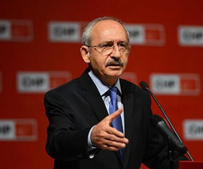 """Kılıçdaroğlu: """"Halk savaş istemiyor"""""""