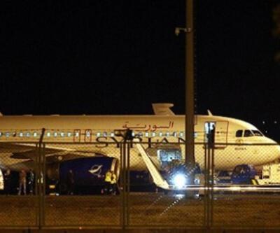 Suriye uçağıyla ilgili yeni iddia