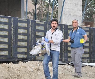 Valilik binası inşaatında kemik bulundu