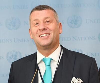 Metin Şentürk BM'de konuştu