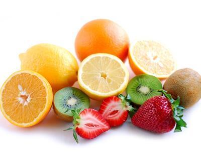 Renkli besinler astımın önüne geçiyor!
