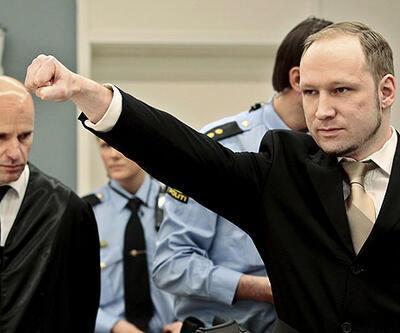 77 kişiyi öldüren Breivik'e 21 yıl hapis