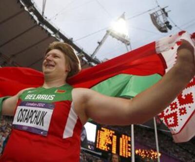 Ostapchuk'un altını geri alındı