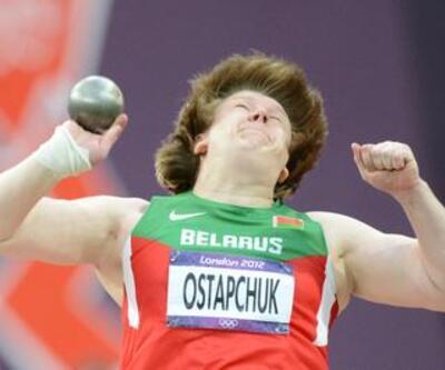 Ostapchuk kazandığına inanamadı