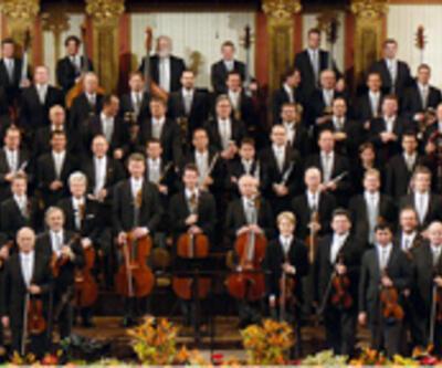 Viyana Filarmoni Orkestrası geliyor