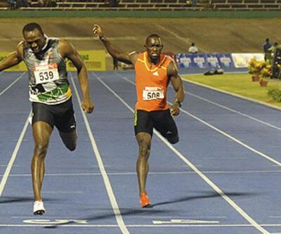 Blake, Bolt'u bir daha geçti