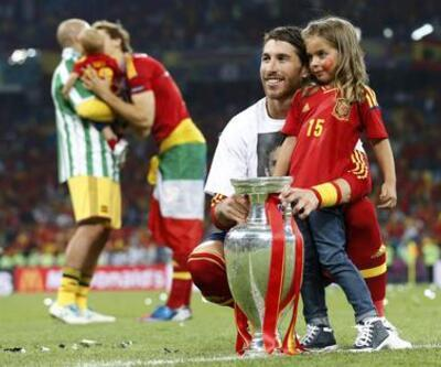 İspanya'nın kupa koleksiyonu