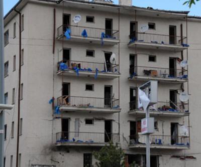 Kayseri'deki patlamaya 5 tutuklama
