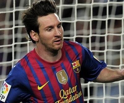 Messi Altın Ayakkabı'yı kazandı