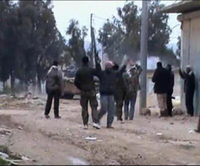 """""""Suriye ordusu savaş suçu işledi"""""""