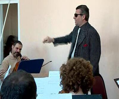 Metin Şentürk orkestra şefi olursa!