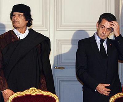 Sarkozy'yi yakacak belge