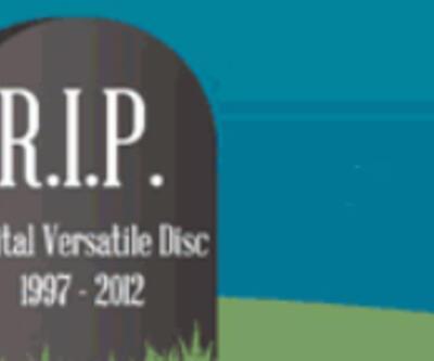 """""""DVD 2012'de son nefesini verecek!"""""""