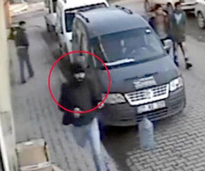 Savcıyı vuran saldırgan görüntülendi